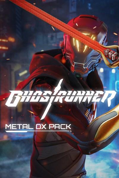 Ghostrunner: Pack de bœufs en métal