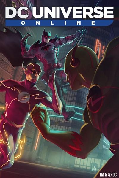 DC Universe en ligne