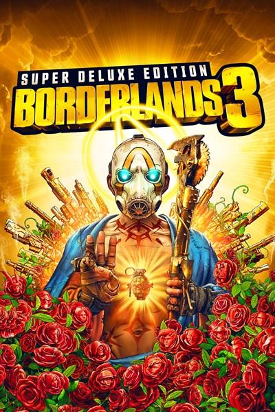 Borderlands 3: Édition Super Deluxe