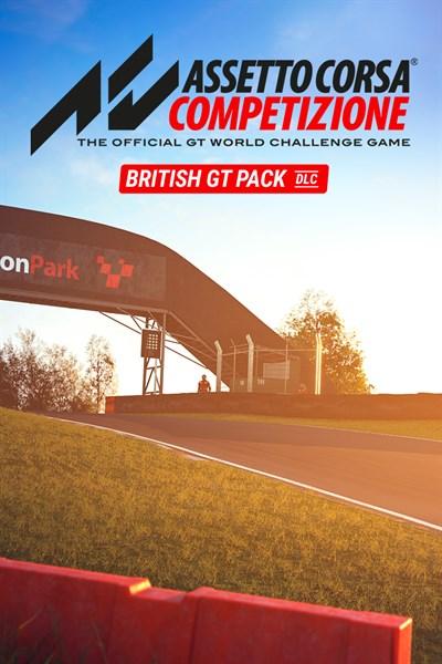 DLC britannique GT Pack