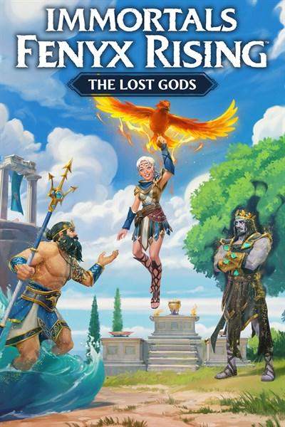 Immortels Fenyx Rising ™ - DLC 3: Les dieux perdus