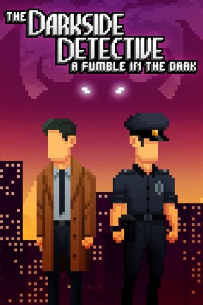 Le détective de Darkside: une dégringolade dans le noir