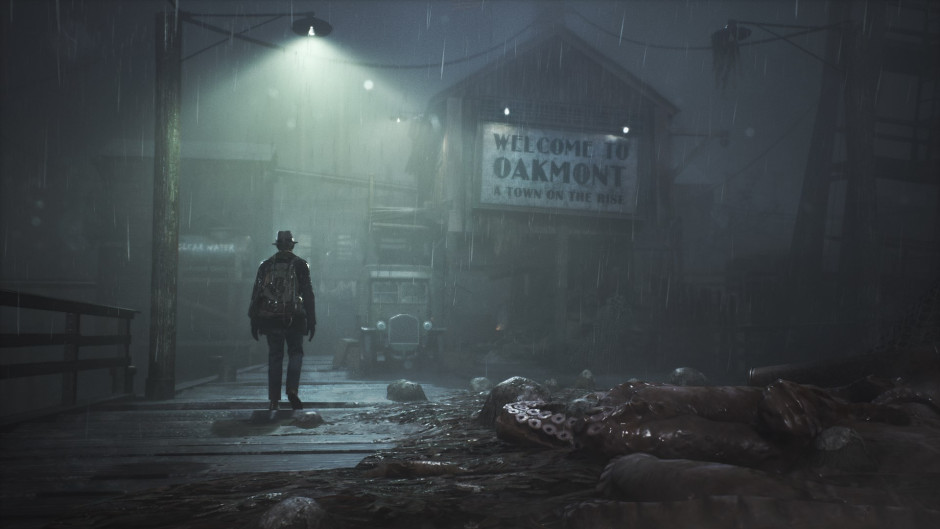 The Sinking City Xbox Series X | S - 28 avril - Optimisé pour Xbox Series X | S