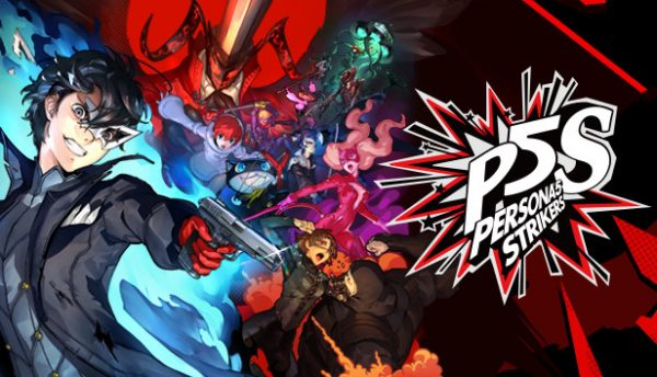 Offre Persona 5 Strikers