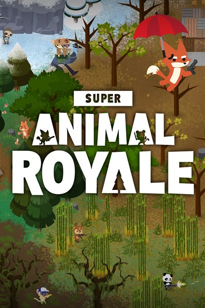 Super Animal Royale (aperçu du jeu)