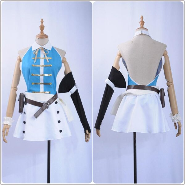 cosplay lucy fairy tail costume