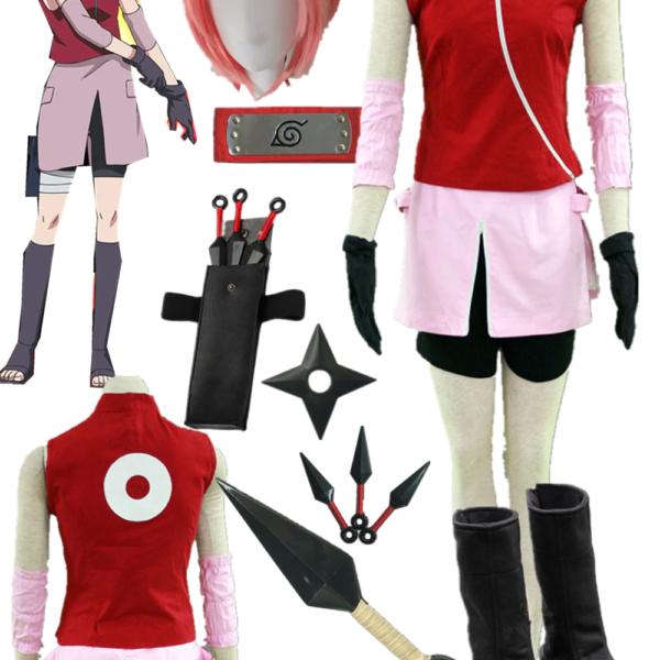 cosplay sakura naruto
