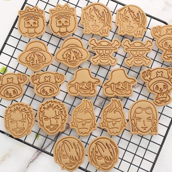 moule à biscuit one piece