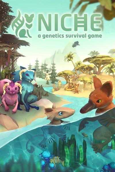 Niche - un jeu de survie génétique