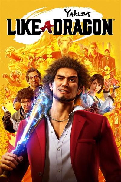 Yakuza : comme un dragon