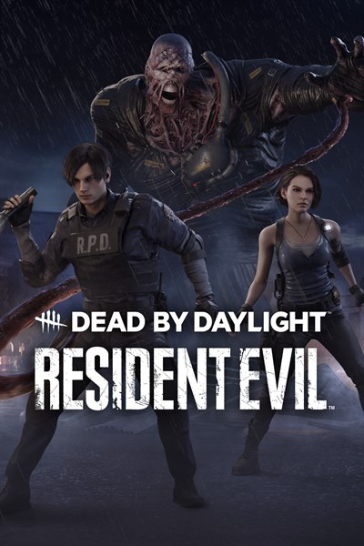 Dead by Daylight : chapitre Resident Evil