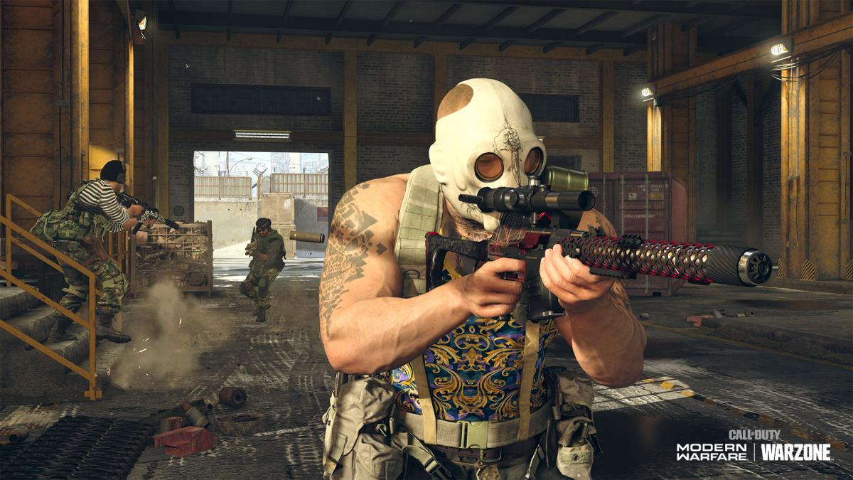 """Activision supprime la triche """"indétectable"""" multiplateforme Call of Duty: Warzone"""
