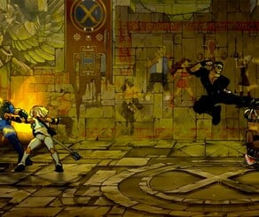 Streets of Rage 4 DLC Mr X Nightmare PS4 PlayStation 4 4