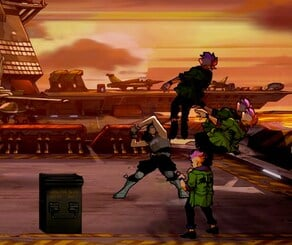Streets of Rage 4 DLC Mr X Nightmare PS4 PlayStation 4 6
