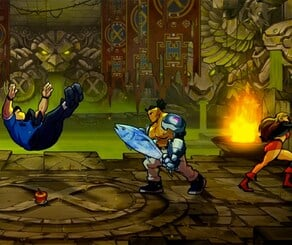 Streets of Rage 4 DLC Mr X Nightmare PS4 PlayStation 4 5