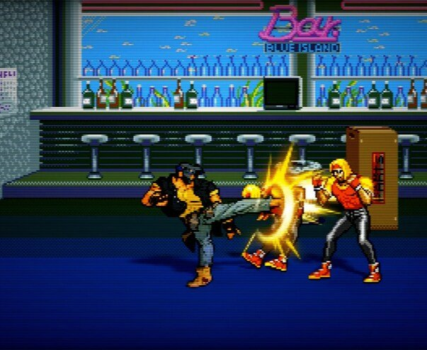 Streets of Rage 4 DLC Mr X Nightmare PS4 PlayStation 4 7