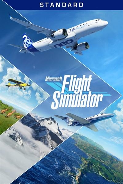 Microsoft Flight Simulator : précommande de l'édition standard (Xbox)