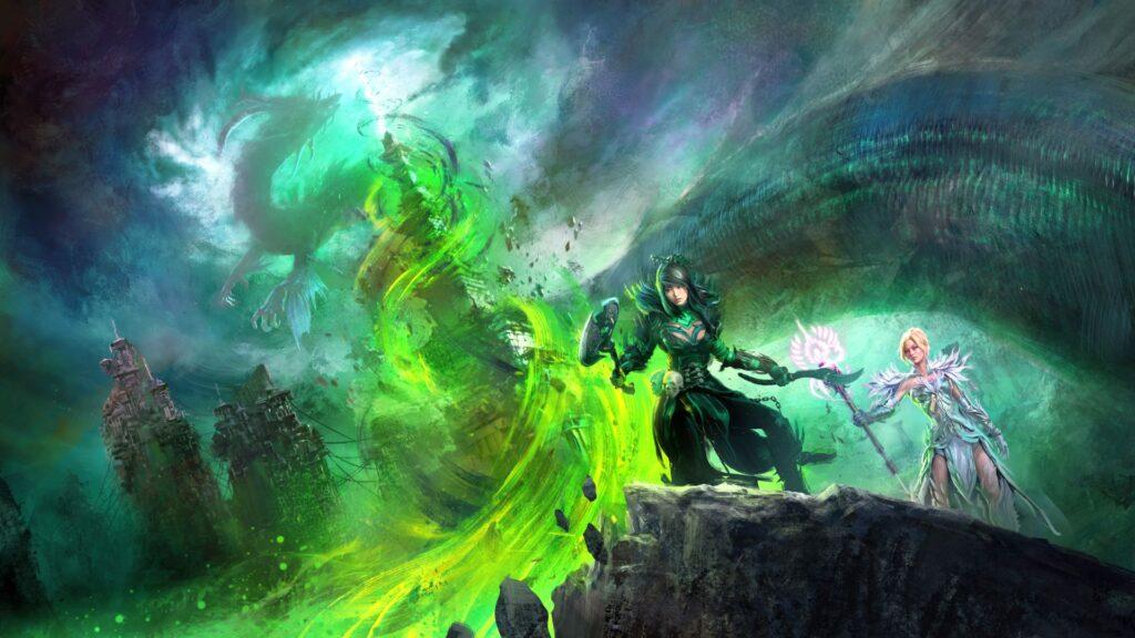 La fin des dragons de Guild Wars 2 a été révélée - voici ce qui s'en vient