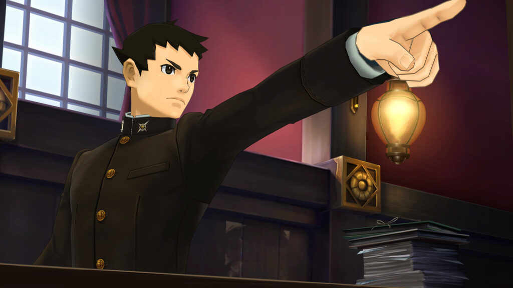 The Great Ace Attorney Chronicles glisse tranquillement sur ma liste de candidats GOTY