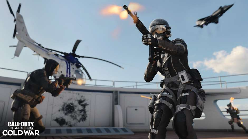Call of Duty : Guerre froide des Black Ops