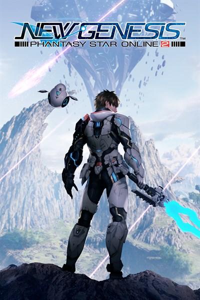 Phantasy Star Online 2 Nouvelle Genèse
