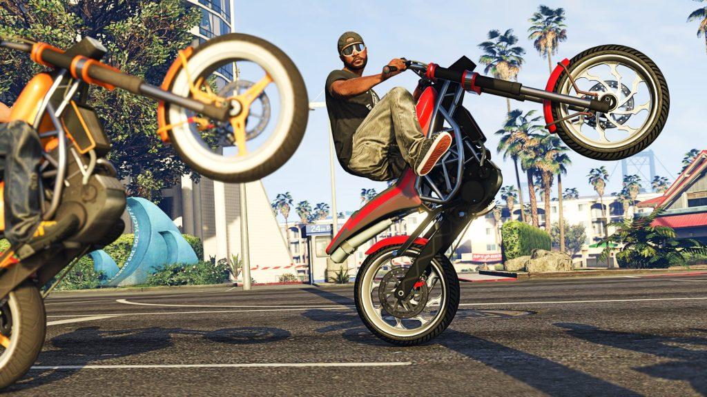 La mise à jour hebdomadaire de GTA Online apporte des récompenses supplémentaires, une nouvelle course de prix et des vélos gratuits