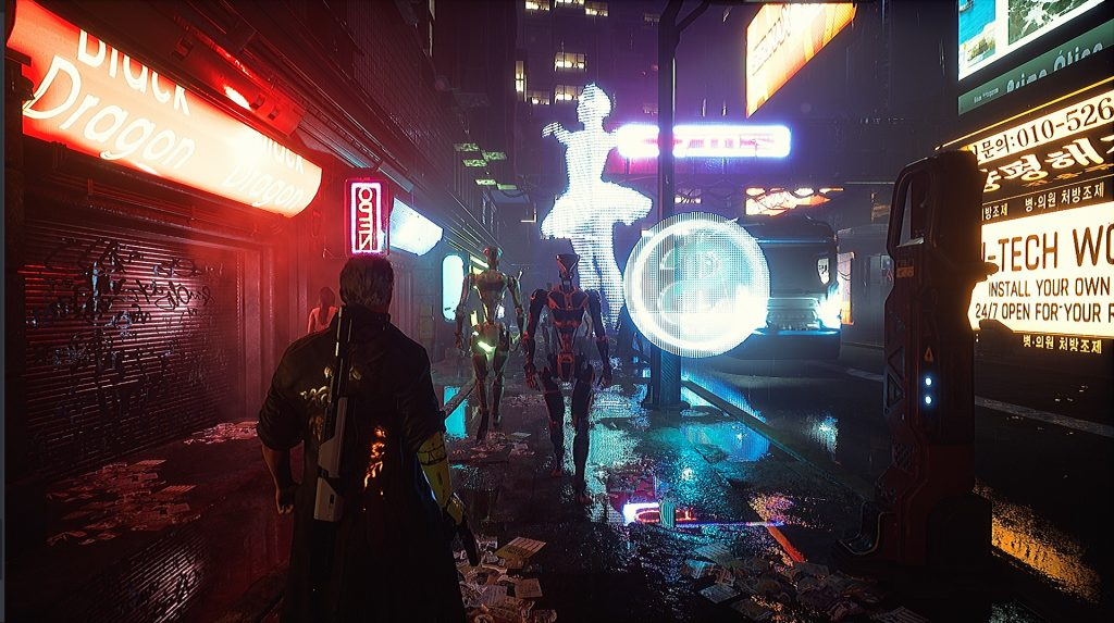 Vigilance 2099 Interview – Open World, Storytelling, Combat, and More