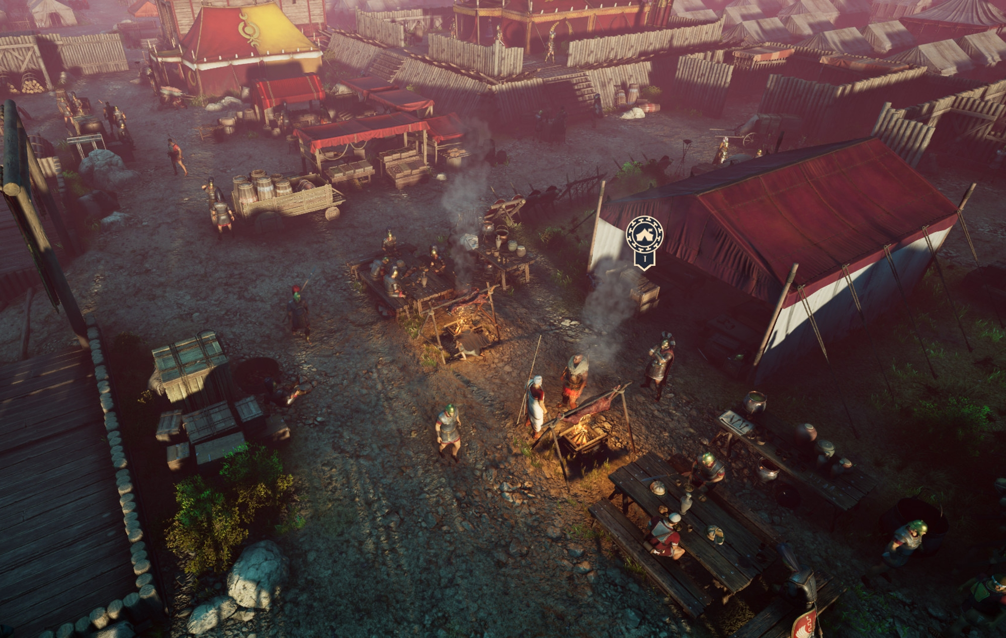 Le journal des développeurs pour «Expéditions: Rome» explique comment les joueurs façonneront l'histoire