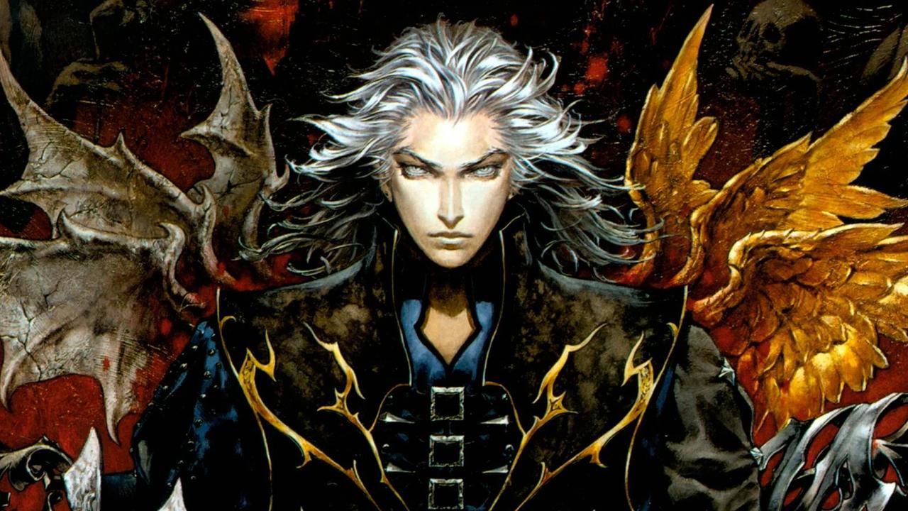 jeu de Castlevania préféré la malédiction des ténèbres