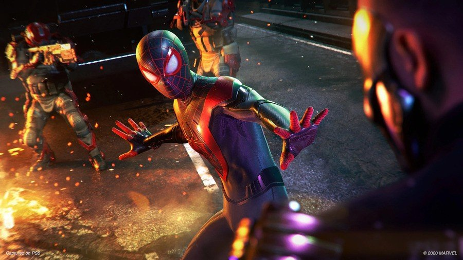 Marvel's Spider-Man : Miles Morales PS5 PS4
