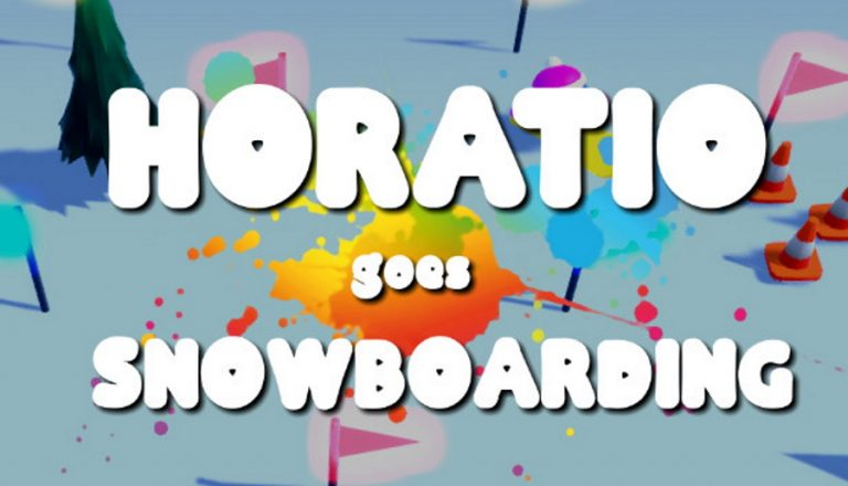 Horatio Goes Snowboard Review - GamersHeroes