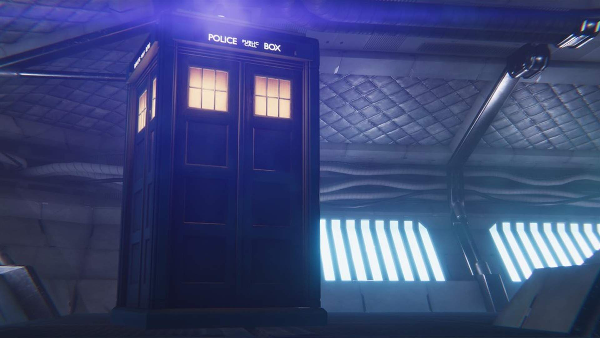 Doctor Who: The Edge of Reality – 14 octobre