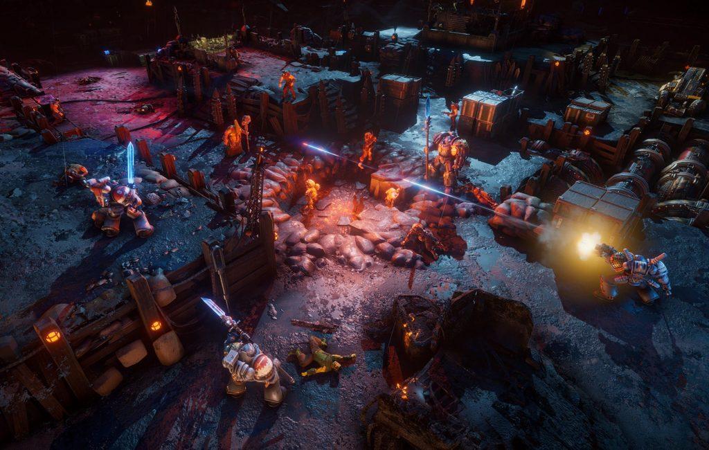 """La bande-annonce de """"Warhammer 40,000: Chaos Gate - Daemonhunters"""" montre une purge du chaos au tour par tour"""
